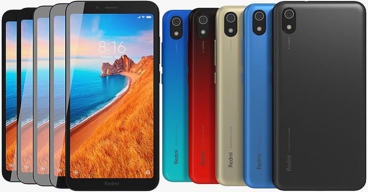 Xiaomi Redmi 7A упал в цене