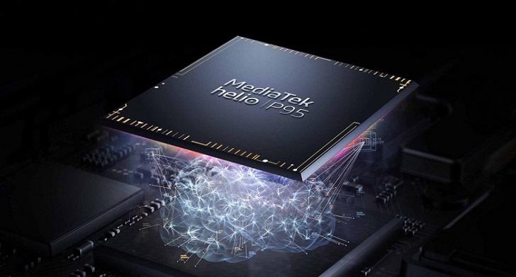 Анонсирован мобильный процессор Helio P95