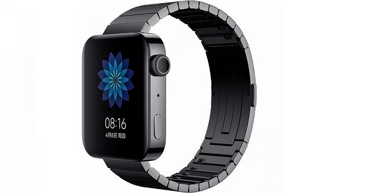 В продажу поступили часы Xiaomi Mi Watch Exclusive Edition