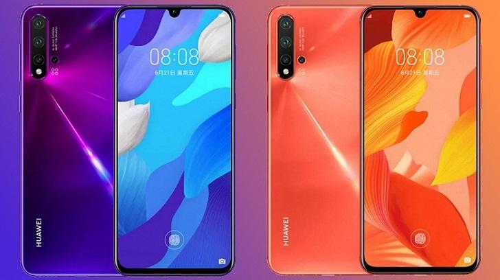 Huawei Nova 5 Pro получил стабильную прошивку EMUI 10