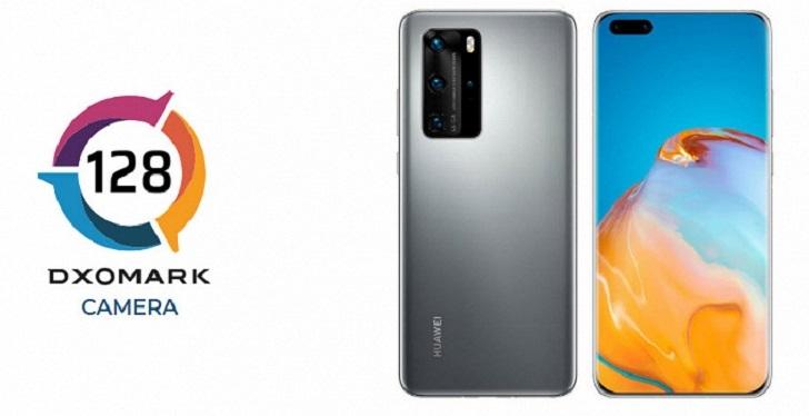 Huawei P40 Pro – новый король DxOMark