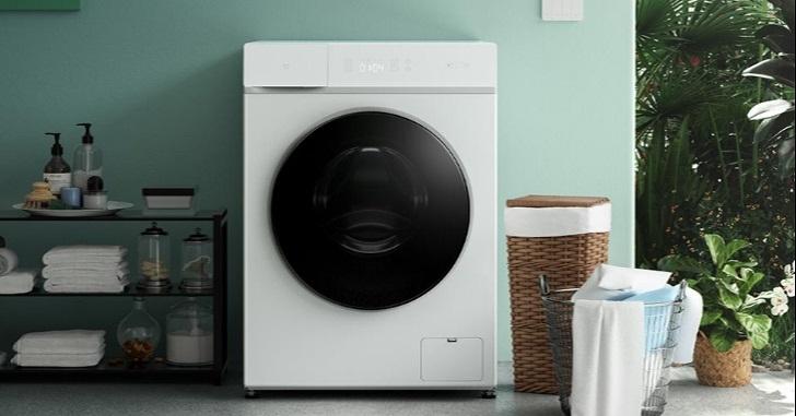 Xiaomi представила умную стиральную машину