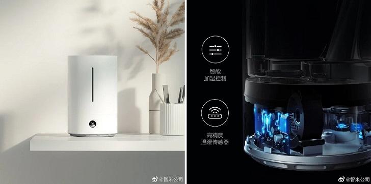 Xiaomi выпустила увлажнитель воздуха за 115 долларов