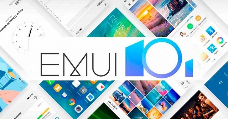 Выпущена прошивка EMUI 10.1 для Huawei P30 и P30 Pro