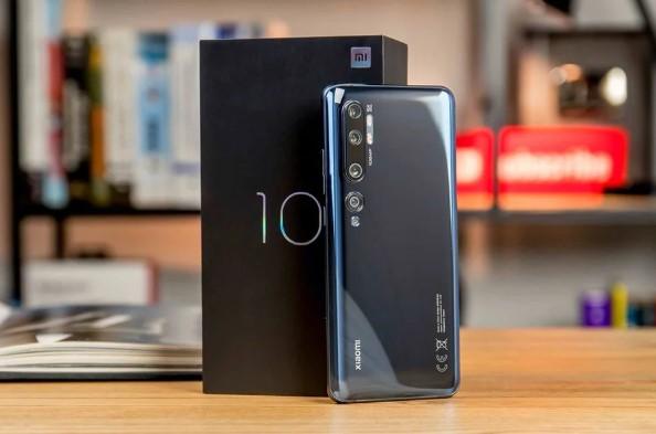 Xiaomi Mi Note 10 Pro упал в цене
