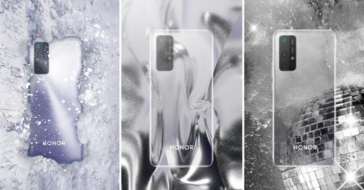 Опубликованы официальные изображения Honor 30 Pro