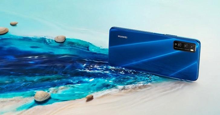 Huawei Enjoy Z 5G представлен официально