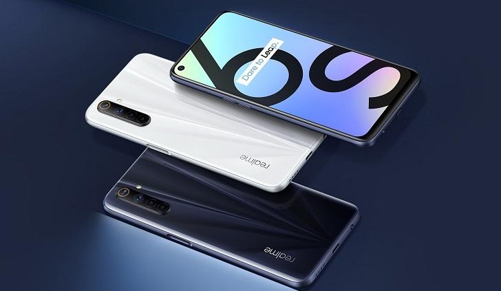 Realme 6S представлен официально