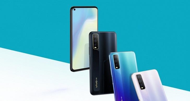 5G-смартфон vivo Y70s на Exynos 880 представлен официально