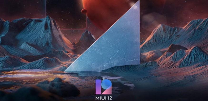 Прошивки MIUI 12 Global для смартфонов Xiaomi и Redmi