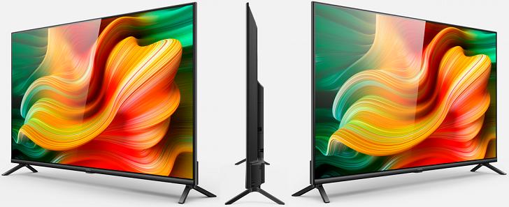 Стали известны украинские цены телевизоров Realme Smart TV
