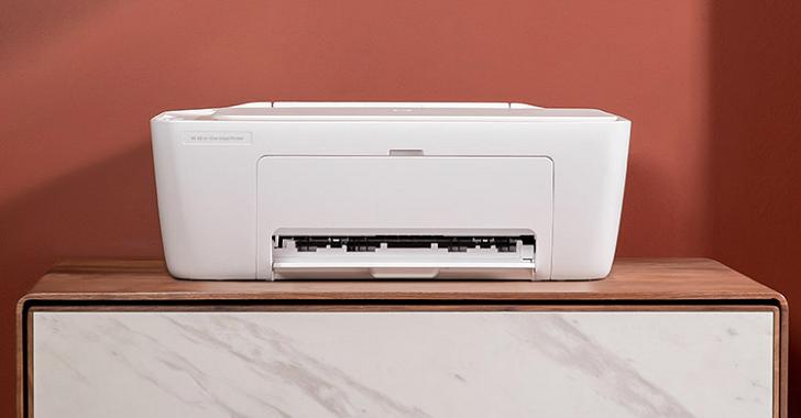 Xiaomi представила принтер с чернилами без запаха