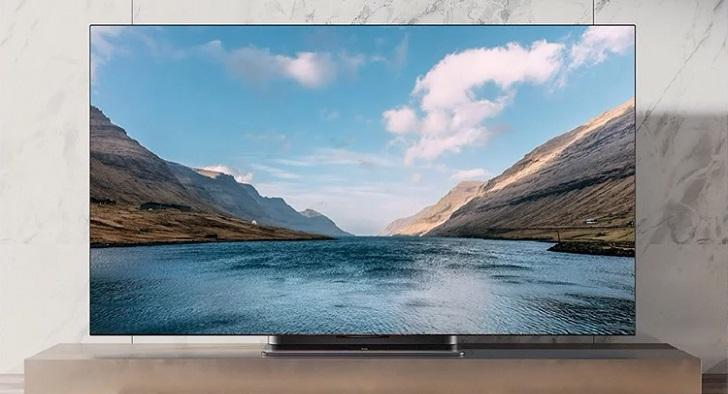 "Xiaomi анонсировала 4K OLED телевизор Mi TV Master 65"""