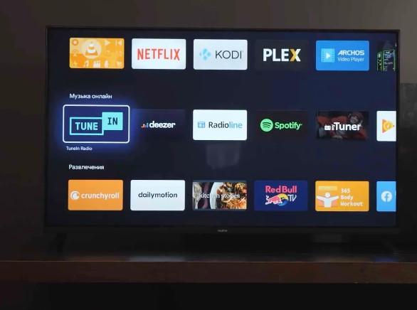 Realme TV - реальный конкурент телевизорам Xiaomi, как по цене, так и по качеству