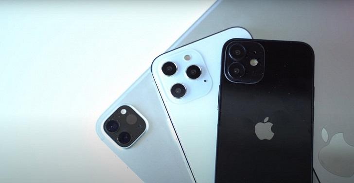 Серия iPhone 12 разочарует аккумуляторами