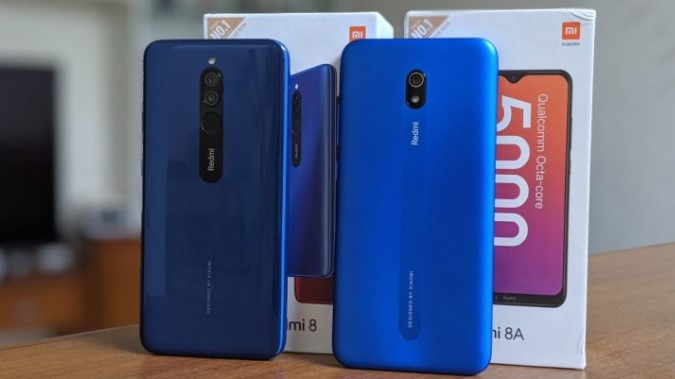 Redmi Note 8 и 8 Pro вошли в топ-5 самых продаваемых смартфонов первой половины 2020 г