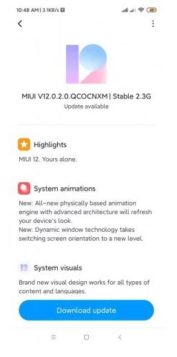 Redmi Note 8 и Redmi Note 9 Pro Max наконец-то получают обновление MIUI 12