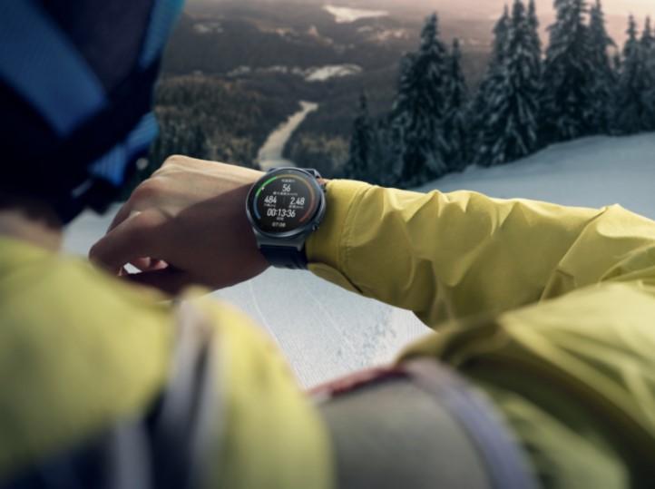 Huawei представила в Украине новые смарт-часы Huawei Watch GT2 Pro