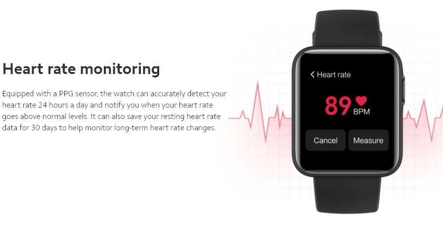 Умные часы Xiaomi Mi Watch Lite: ребрендинг Redmi Watch с GPS