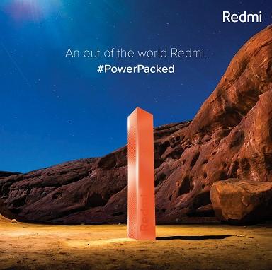 Странные тизеры первого энергетического монстра Redmi
