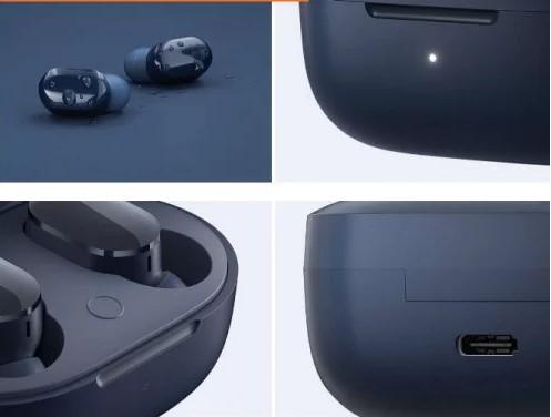 Xiaomi Redmi AirDots 3: новые недорогие наушники с Bluetooth 5.2 за 780 гривен