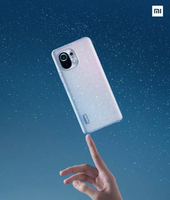 Официально представлен смартфон Xiaomi Mi 11 Star Diamond Gift Box Edition