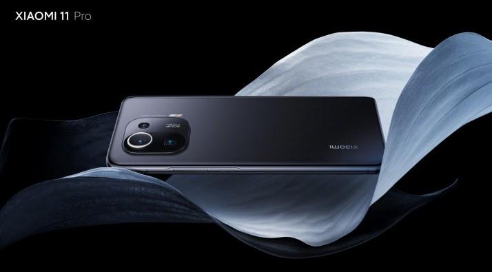 Xiaomi Mi 11 Pro представлен официально