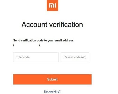 Как восстановить пароль от mi-аккаунта на Xiaomi