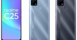 Стали известны характеристики Realme C20A и Realme C25s