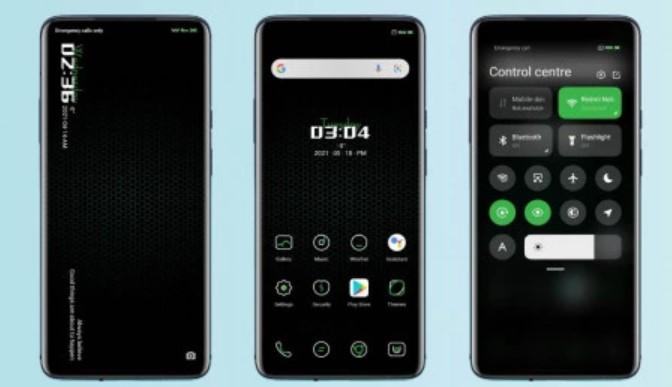 Лучшие темы для MIUI 12, которые удивили фанов Xiaomi