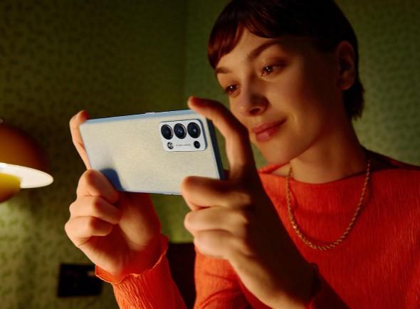 Смартфоны Reno6 серии от ОРРО — эксперты портретной съемки на основе АІ