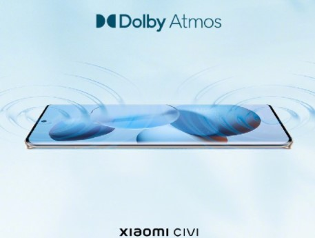 Смартфон Xiaomi CIVI официально представлен за 10 766 гривен