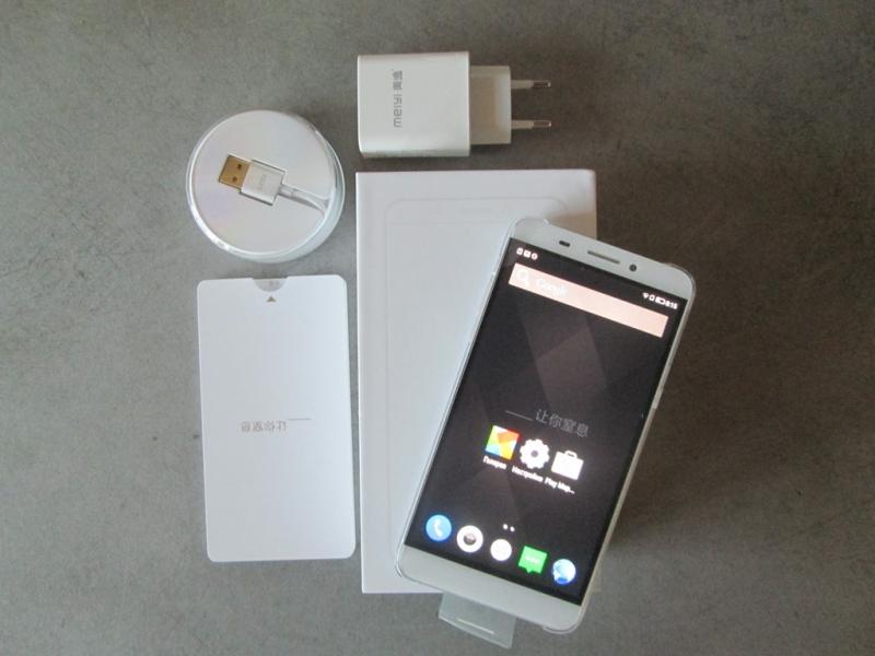 Обзор и тестирование смартфона LeTV One X6